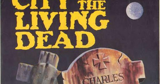 City of the Living Dead (1980) Horror Gates of Hell