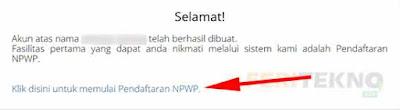 cara membuat npwp online 7