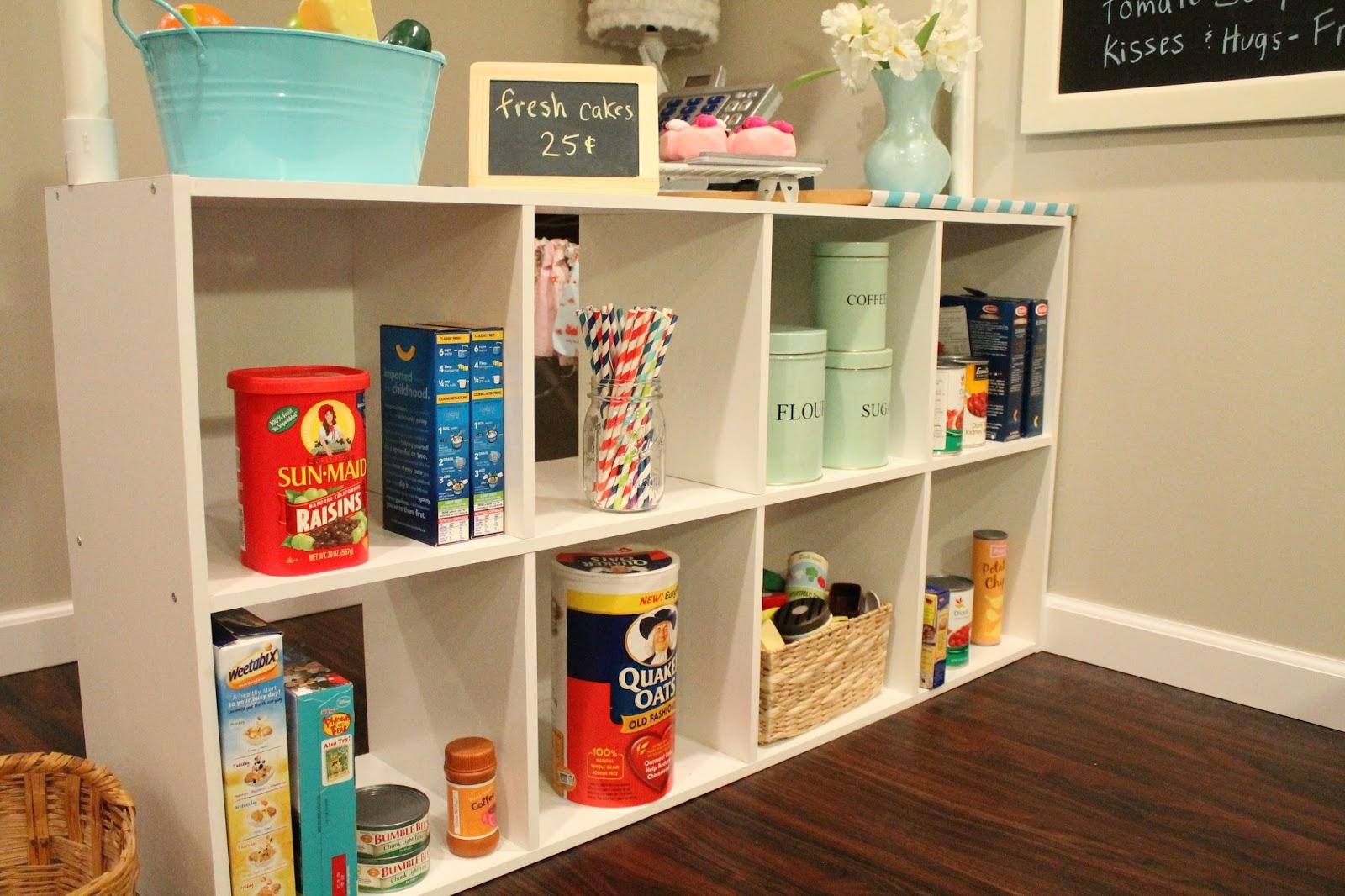 Diy Pvc Children S Grocery Tutorial