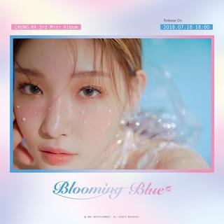 CHUNG HA - Blooming Blue Albümü