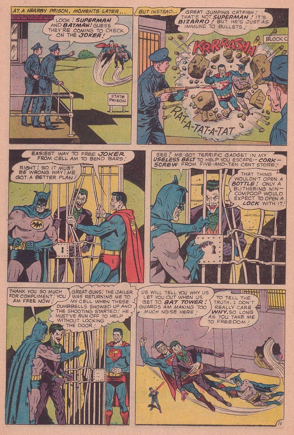 Read online World's Finest Comics comic -  Issue #156 - 16