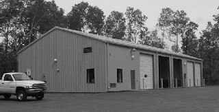 Steel building design and prices
