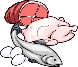 Free Clipart Of Cooked Fish