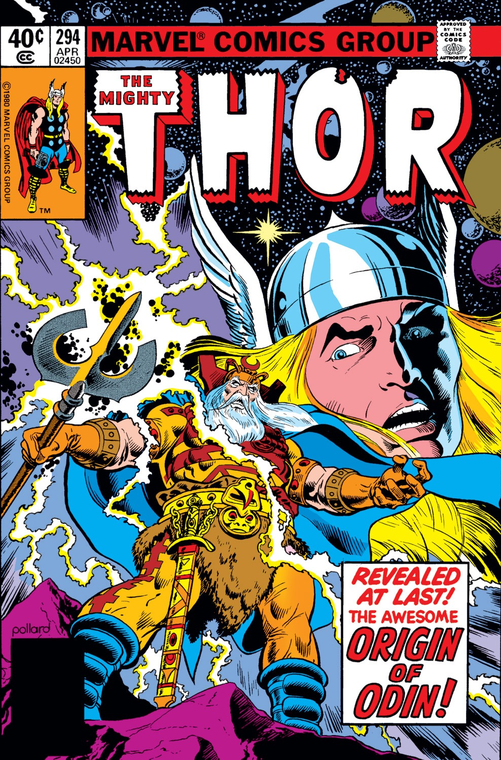 Thor (1966) 294 Page 1