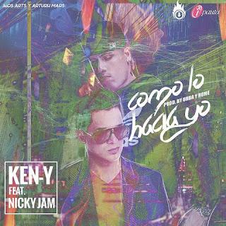 Ken Y, Nicky Jam, Como lo hacia yo, reggaeton, Reggaeton Italia