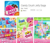 candy crush jelly saga soluzioni