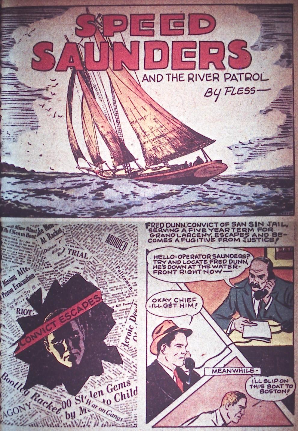 Detective Comics (1937) 8 Page 2