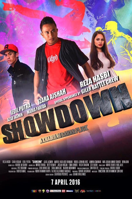 Showdown The Movie (2016) Video free download