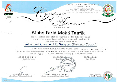 Cvt Mohd Farid Certificate No 26 Malaysia Book Of Records Most Number Of Certificates Received By An Individual Record Breaking Attempt