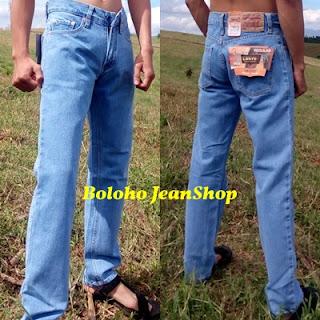 Jual  jeans di Pontianak