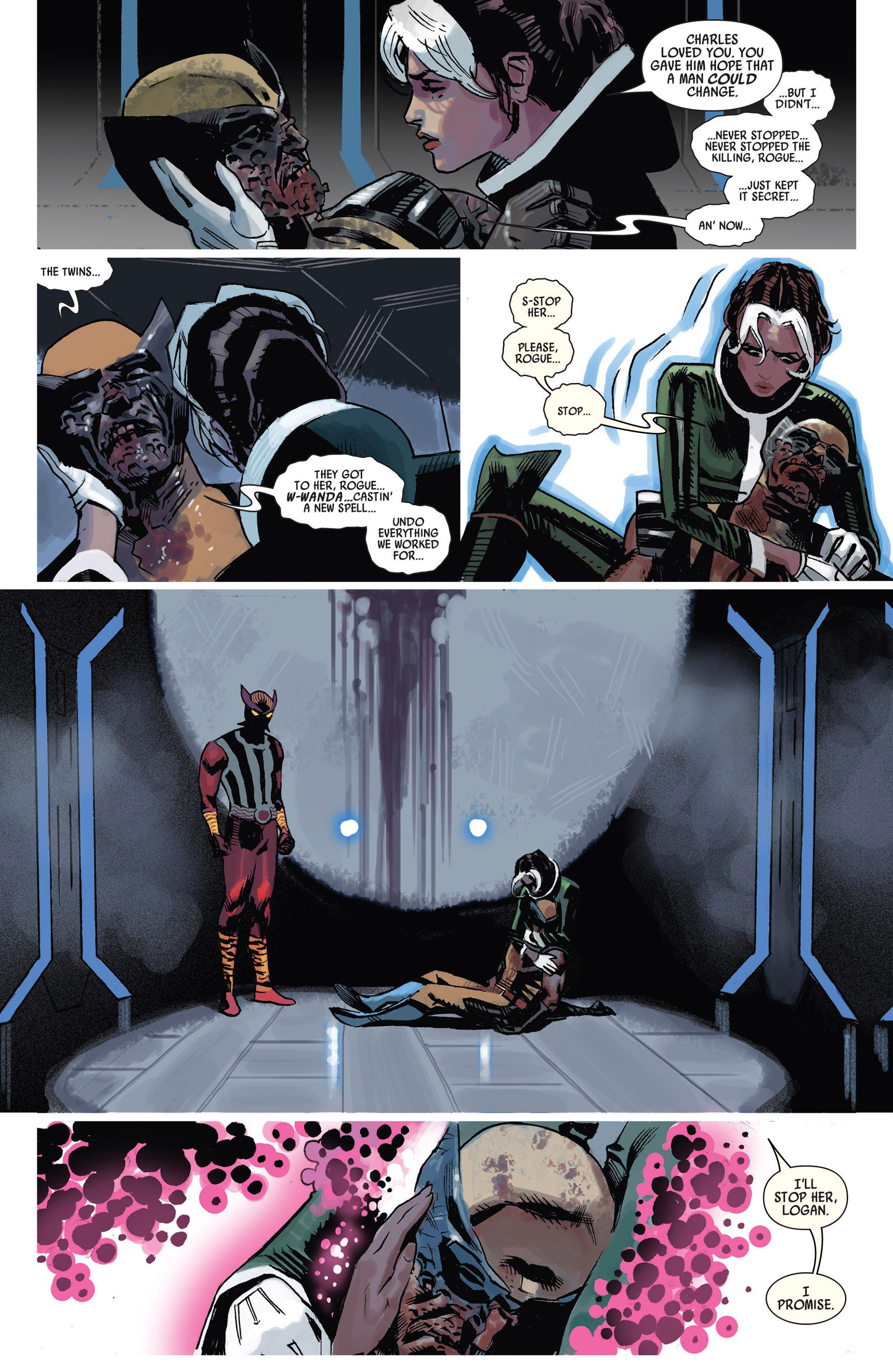 Read online Uncanny Avengers (2012) comic -  Issue #13 - 20