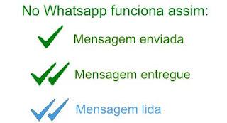 Como não mostrar que você visualizou a mensagem no Whatsapp
