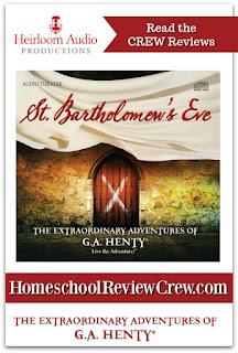 St. Bartholomew's Eve {Heirloom Audio Reviews}