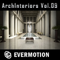 Evermotion Archinteriors vol.09 室內3D模型第9季下載