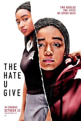 The Hate U Give 2018 DVD R1 NTSC Latino