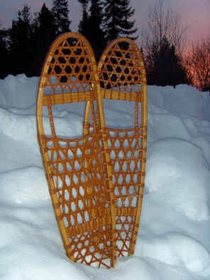 Snowshoe-making workshop at Michigan Iron Industry Museum Dec. 3