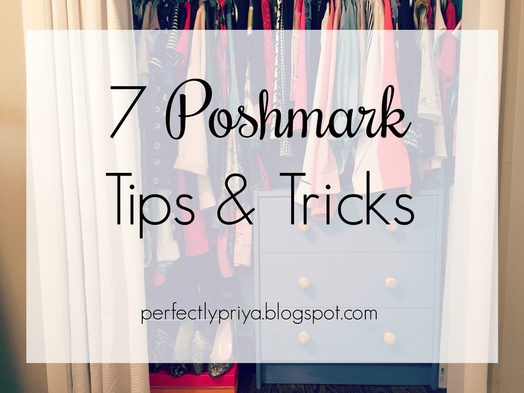 7 poshmark tips tricks priya the blog life style for Apps similar to poshmark