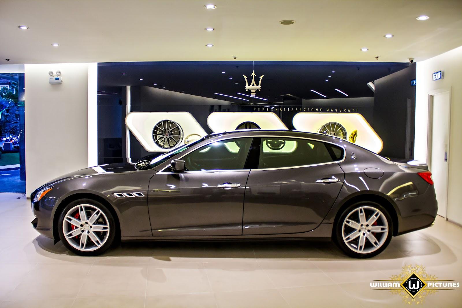 Nếu khách hàng muốn sự độc đáo, sự khác biệt, sự thể thao và đầy ngưỡng mộ, thì Maserati Quattroporte là lựa chọn tuyệt hảo trong phân khúc