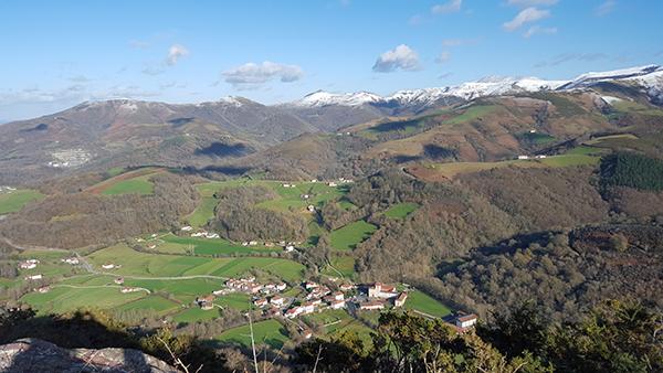 Vista de Urdazubi-Urdax
