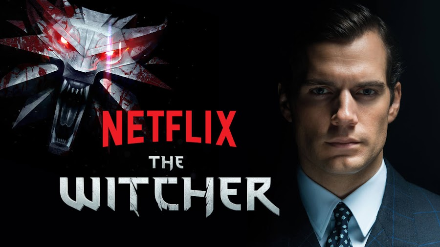henry cavill netflix series witcher