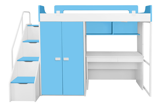 Best for a Small Room: Allow Your Child to Play and Relax With Bunk Bed