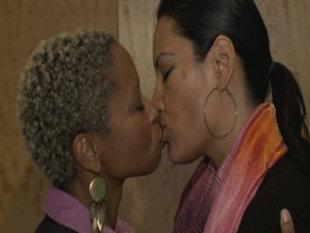 Two Ebony Teens Lesbian 109