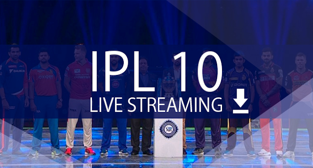 Watch Vivo IPL 2017 Streaming Online On Android Mobile/Leptop/Desktop: Quick Tutorial