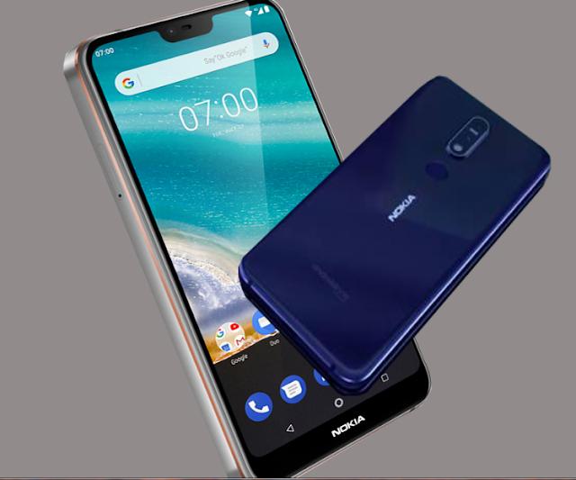 نوكيا تطلق هاتف Nokia 7.1 تعرف عليه