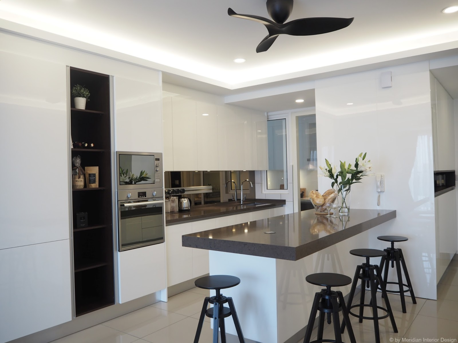Kitchen Interior Design: Interior Design And Kitchen Design, In Kuala