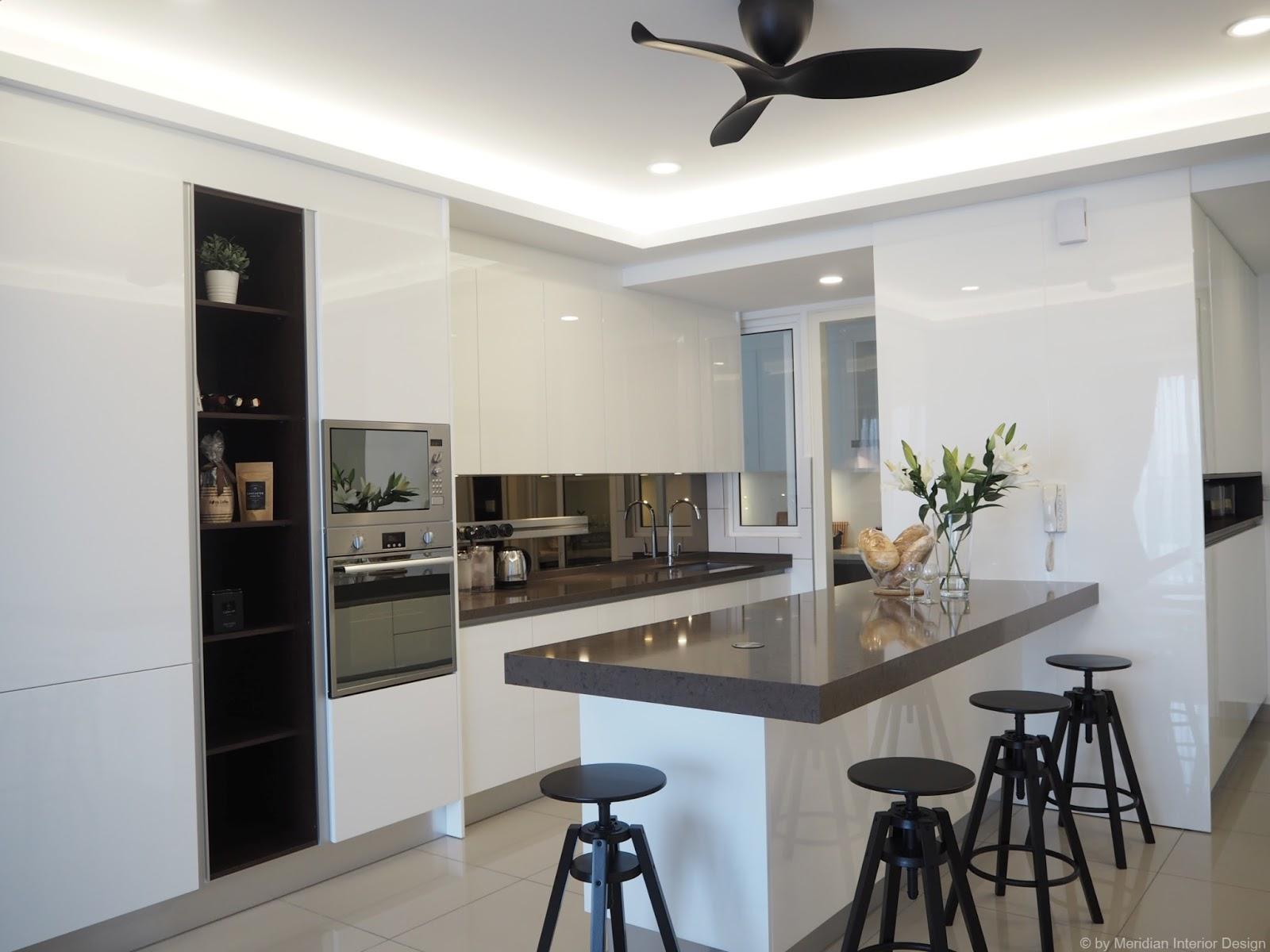 Kitchen Interior Design Ideas Small House Modern Kitchen Design ...