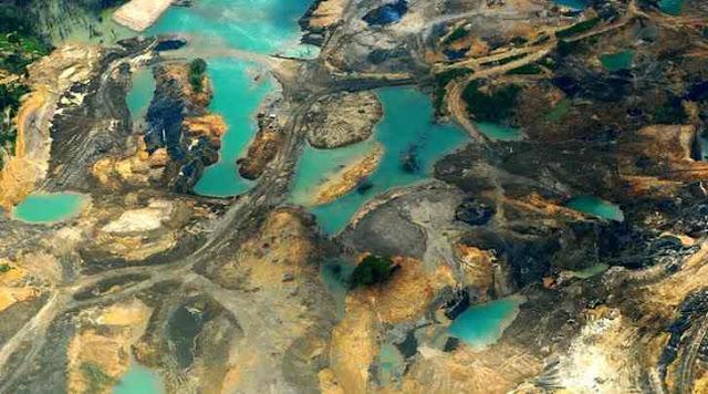 Kekayaan Pulau Terbesar di Indonesia Kalimantan