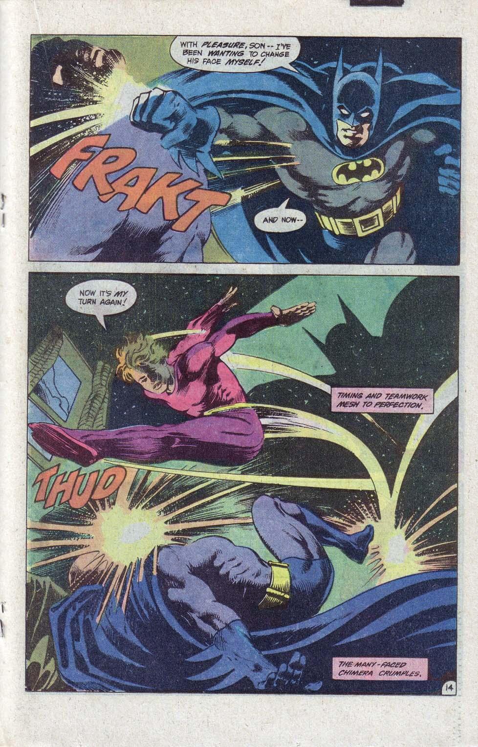 Detective Comics (1937) 531 Page 17