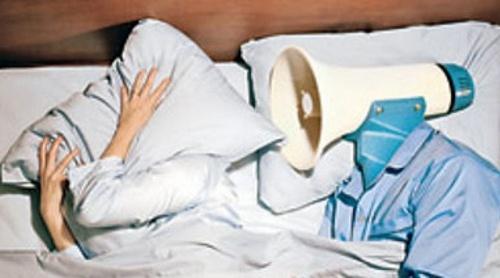 Tidur Mendengkur (Ngorok)