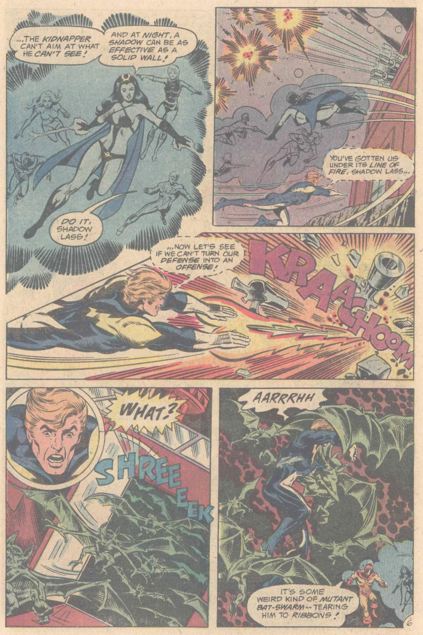 Legion of Super-Heroes (1980) 264 Page 9