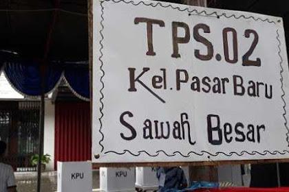 Pemungutan Suara Ulang Di Jakarta, Pemilih Sudah Tak Antusias Lagi