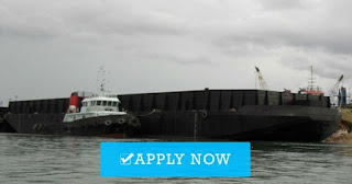 Full Crew On Tug and Barge Join Nov 2016