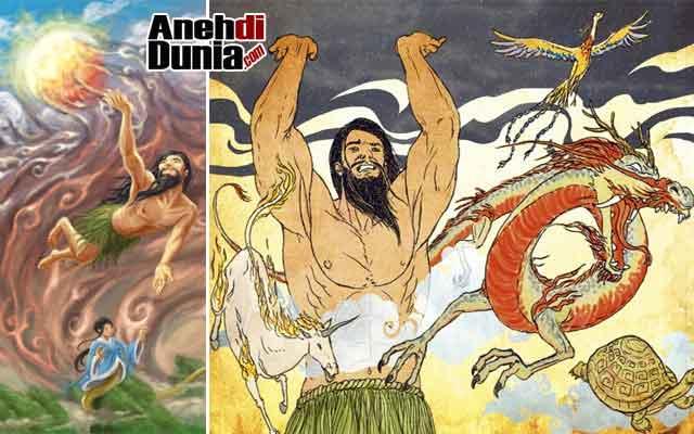 Pangu dan Nuwa