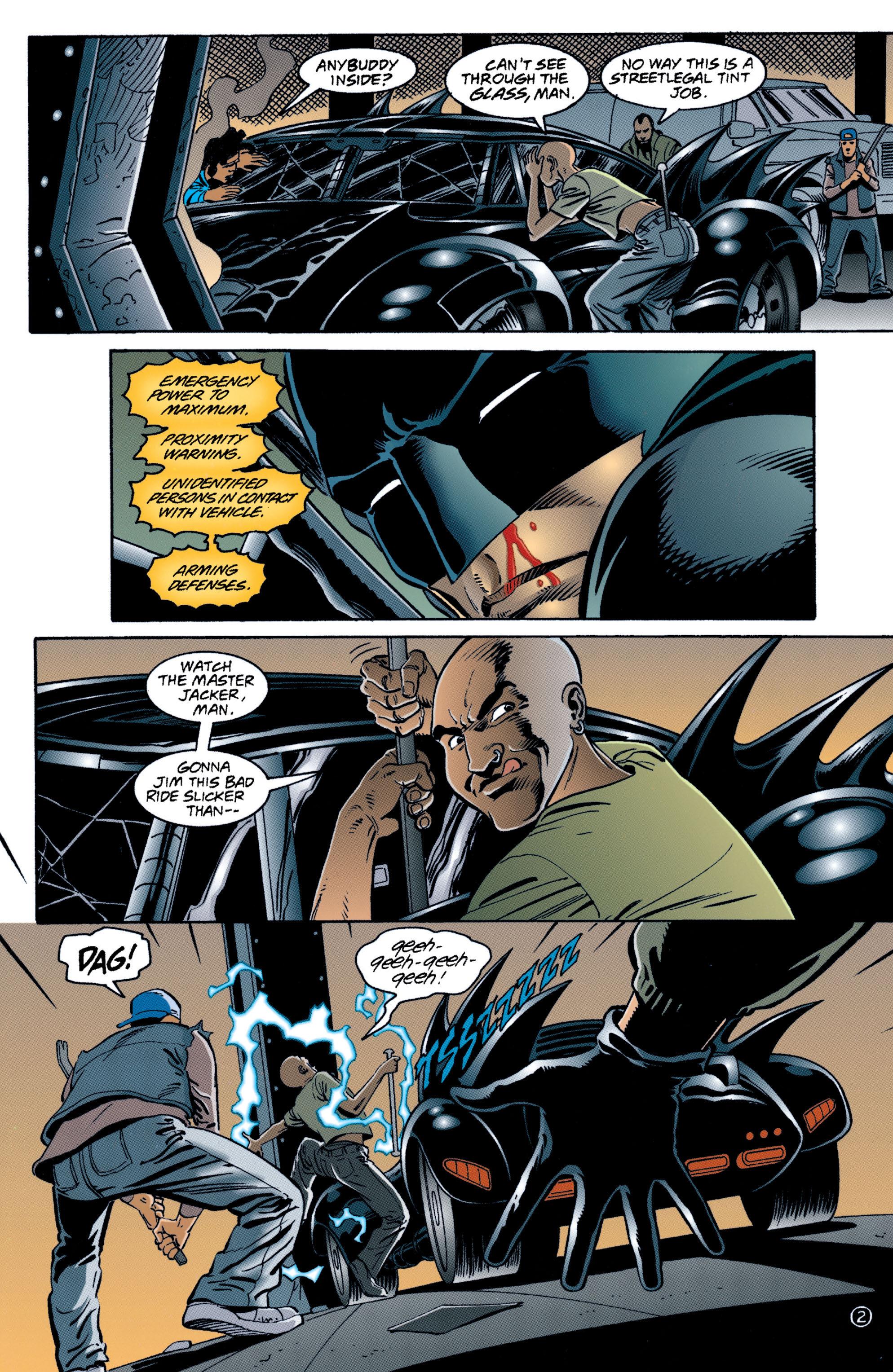 Detective Comics (1937) 718 Page 2