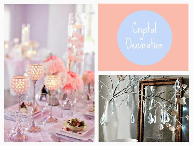 dekoracje z kryształu
