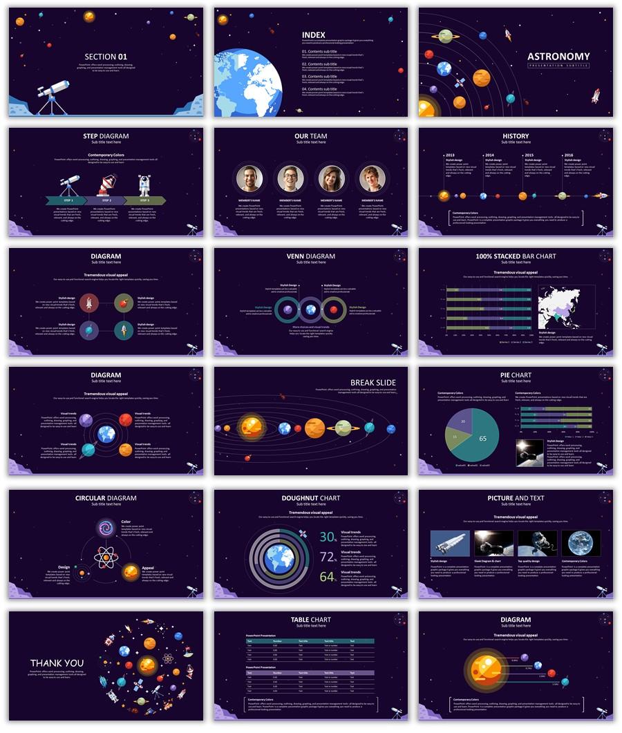 תבניות PowerPoint חינם