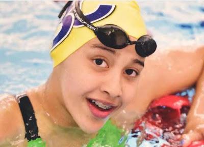 Profil Biodata Gaurika Singh Atlet Renang Nepal Olimpiade 2016