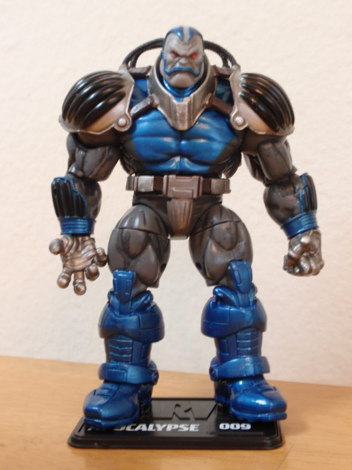 A Year of Toys: #66: Marvel Universe - Apocalypse