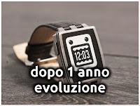 Dispositivo dopo 1 Anno, Evoluzione