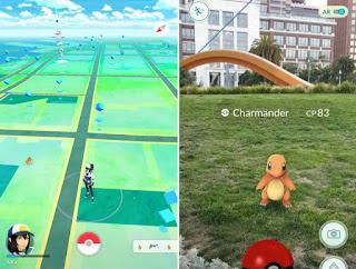 精靈寶可夢GO Pokémon GO Apk