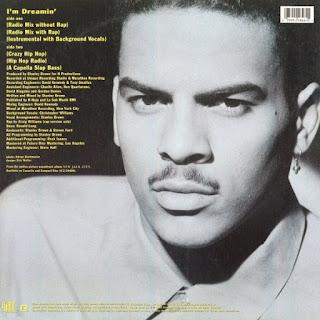 Christopher Williams – I'm Dreamin' (Promo CDM) (1991)