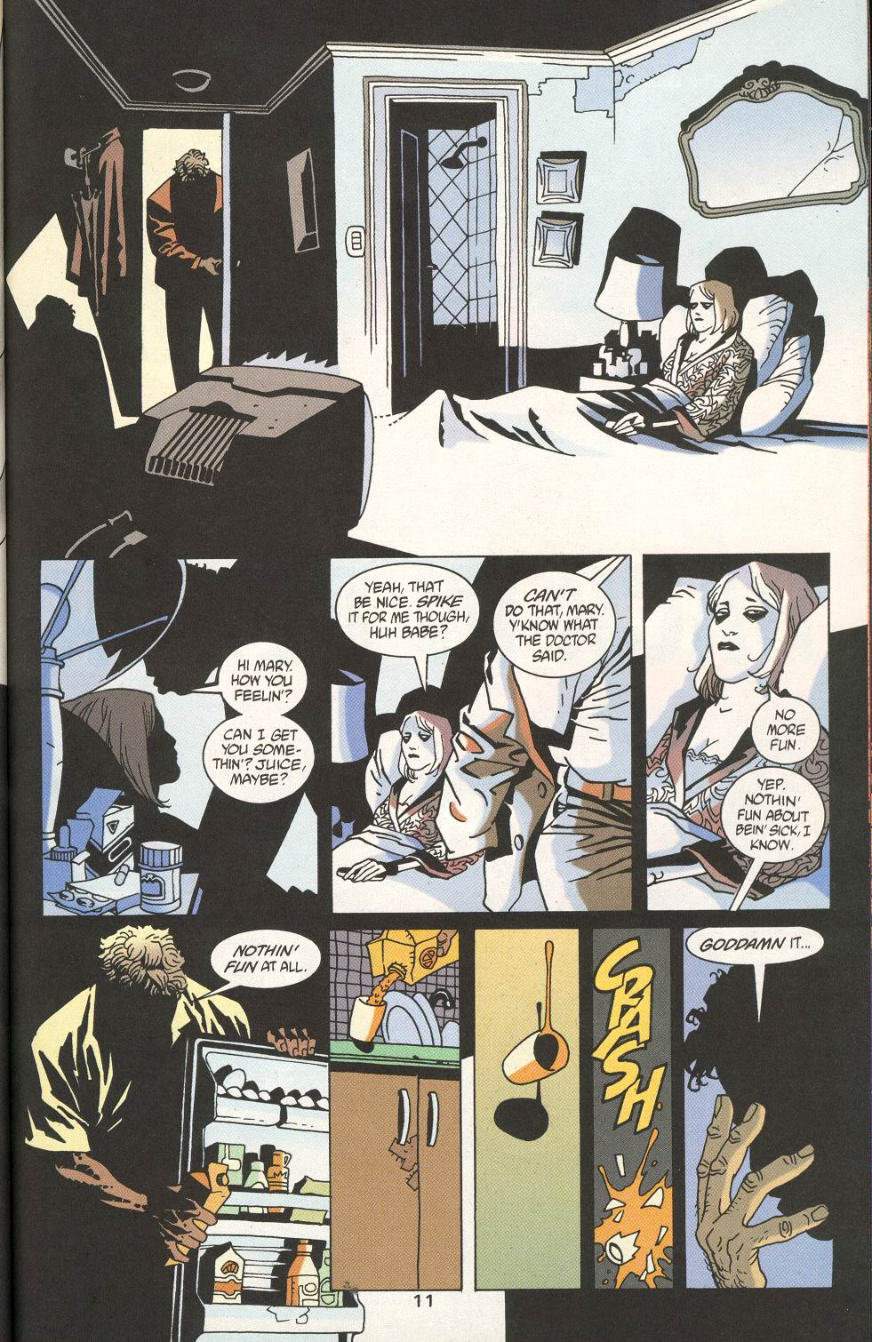 Read online 100 Bullets comic -  Issue #23 - 13