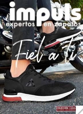 catalogo Impuls 2018 calzado Caballeros Otoño Invienro