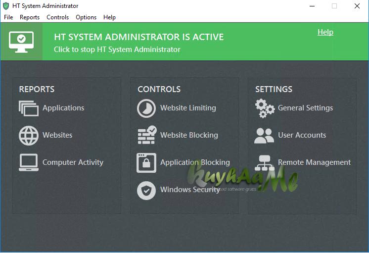 HT System Administrator terbaru