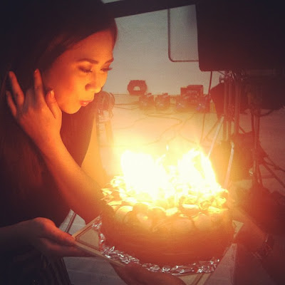 Sarah Geronimo's 24th birthday