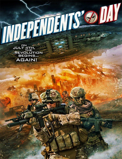 Ver Independents' Day (2016) Online